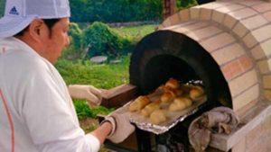 パン工房トムソーヤのトムさん